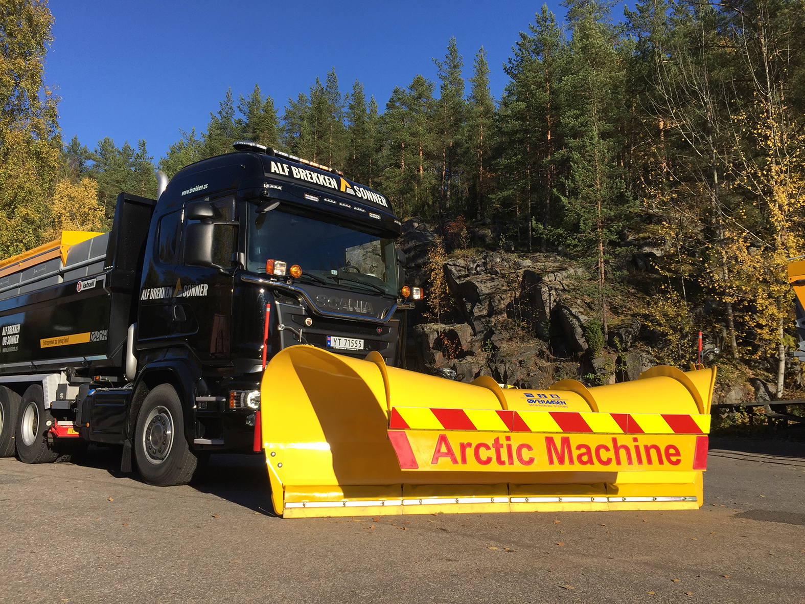 Arctic Machine HMX plog