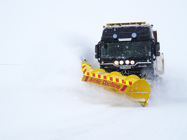 Arctic Machine 3700 HPD Plog